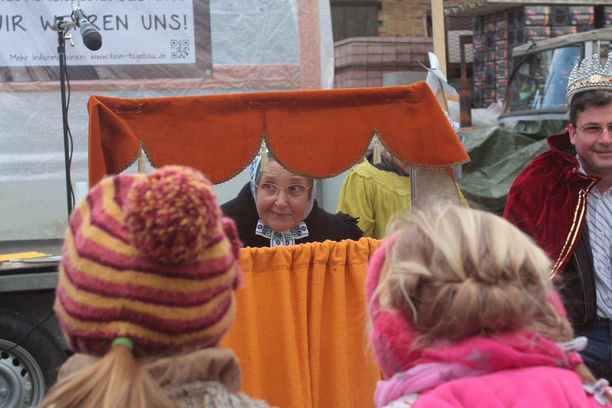 osterspaziergang puppentheater kinder edith penk